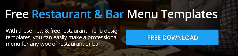 restaurant web marketing