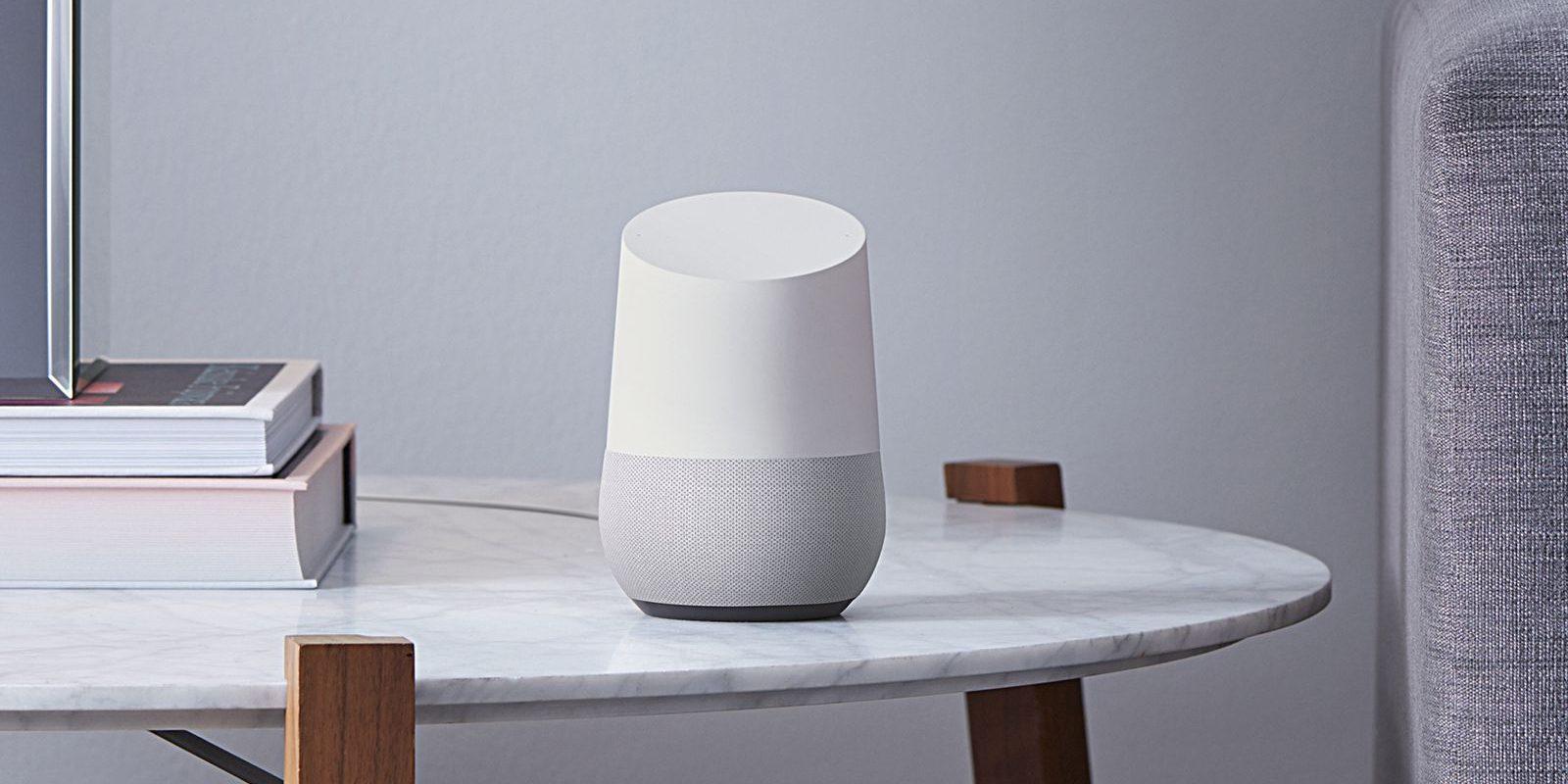 google home marketing